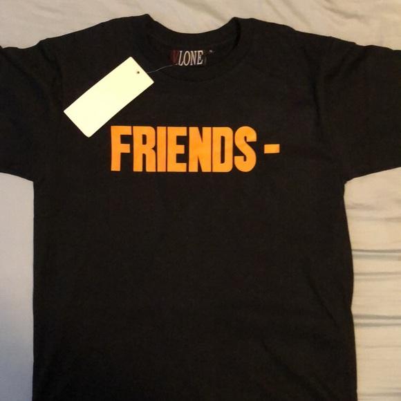 fc496700 Vlone shirts friends tee small poshmark jpg 580x580 Vlone chiraq tee